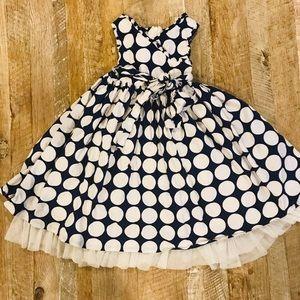 Pippa & Julie Polka Dot Dress